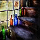 Collector - A collection of bottles by Mike  Savad