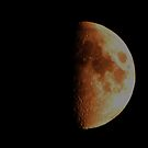 I See An October Moon by Misty Lackey