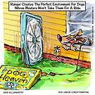 Dog Inventions by Londons Times Cartoons by Rick  London