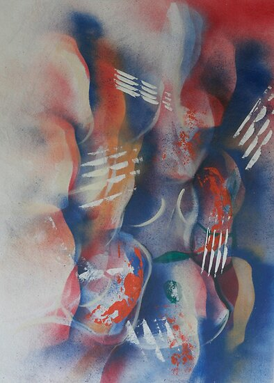 Fantasmas by Reynaldo