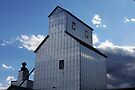 Red Lodge, MT Grain Building by pmreed