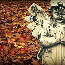 Autumn Angel by Caroline Fournier