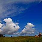 Clouds near Seseh Beach by I Nengah  Januartha