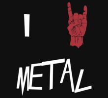 I lml Metal by John Garcia