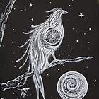 Bird of Paradise - Wisdom and knowledge  by SkyeRose