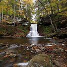 Sullivan Falls #2 (Autumn) by Tim Devine