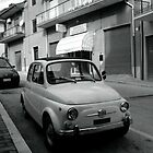 Fiat 500 by jasongambone74
