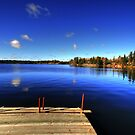 Brereton Lake by Larry Trupp
