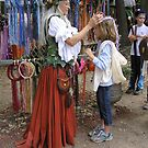 Getting Crowned By the Fae Lady by Carla Wick/Jandelle Petters
