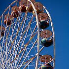 Big Wheel, Blackpool Central Pier by Peter Elliott