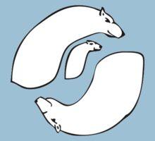 Tao of Polar bears by Orlando Hadwin