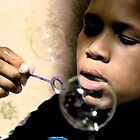 bubbles by Lisa Milam