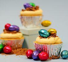 _Easter Cupcake by adellecousins