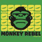 MONKEY REBEL by Hendrie Schipper