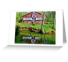 462 miles to New Orleans Greeting Card