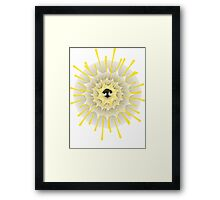 The Fountain - The Tree of Life Framed Print