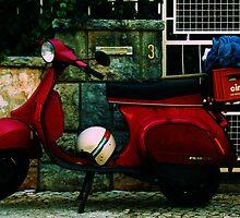 Moped by emmajay