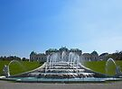 Fountains at the Belvedere by Lee d'Entremont