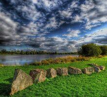 Rocks N' Rolling Clouds by Yhun Suarez