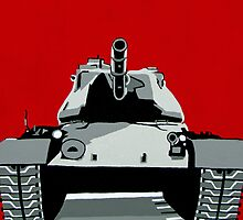 Tank U Very Much by Slade Roberts