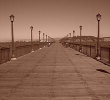 San Francisco, California - Pier by Jaime Rice