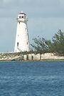Lighthouse at Nassau by Bob Hardy