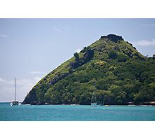 Ocean Mountain Photographic Print