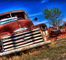 Mac the Chevy by truett