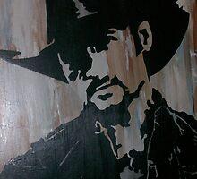 Tim McGraw by Cheri Stripling