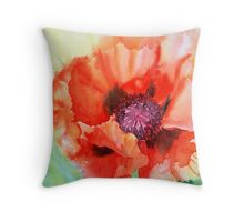 Breathtaking Beauty Throw Pillow