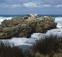 Battyes rock-Canunda by Carmel Renehan