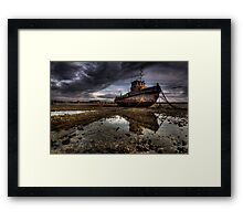 Bridget Framed Print