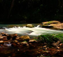 Mountain Stream by Kym Howard