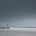sea defences, aberdeen beach by codaimages