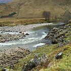 Stoney Water, Glencoe, Scotland by dawnandchris