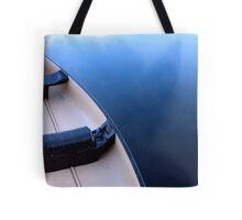 Canoe on Kennebec Lake, Arden Ontario Tote Bag