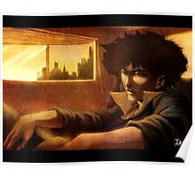 COWBOY BEBOP-- DAY IN THE LIFE Poster