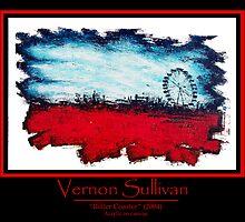 Luna Park Wheel-1-Publicity Poster By VERNON SULLIVAN by vernonsullivan