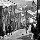 Haworth Highstreet BW by Sue Knowles