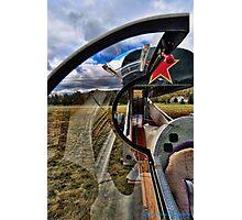 Glider Photographic Print