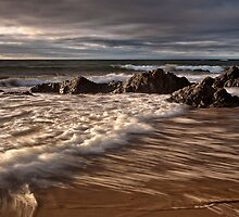 White Horses by AndyCosway
