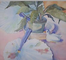 still life part 2 with ducks by Ellen Keagy