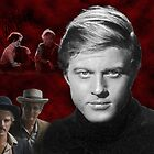 Robert Redford by Dulcina