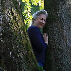 Rhonda in the Tree by Chelei