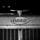 Peterbilt by J. Scherr
