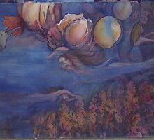 swimming through dreams by Ellen Keagy