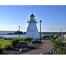 Port Medway Lighthouse Photographic Print