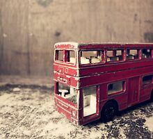 On the buses  by SparrowSalvage