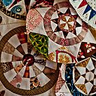 Marriage Quilt: www.carolynsquiltingroom.com.au by Bernie Rosser