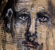 Face, Bernard Lacoque-14 by ArtLacoque